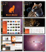 Ubuntu Skin Pack For XP 5.0 [ML/Русский]