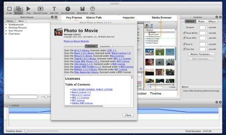 Photo to Movie 5.0.4.2 (Mac OS)
