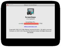 ScreenSteps Pro 2.9.1.30 [Mac OS]