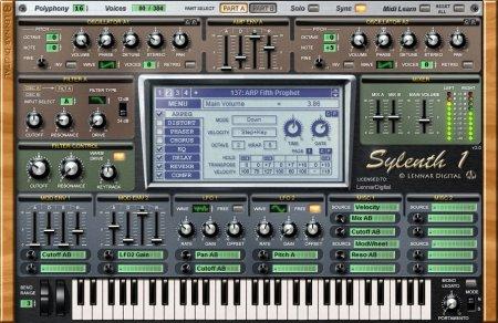 LennarDigital Sylenth v2.2 (Mac OS)