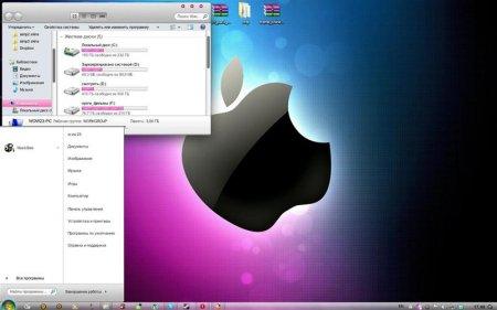 Новые темы для Windows 7 (25.12.2011)