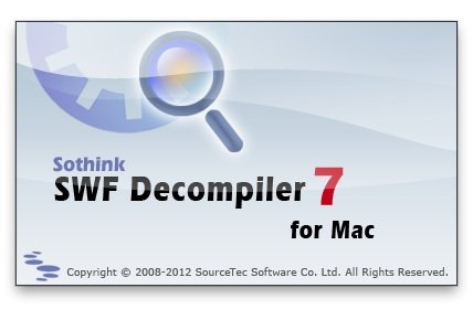 Sothink SWF Decompiler 7.1 (Mac OS)