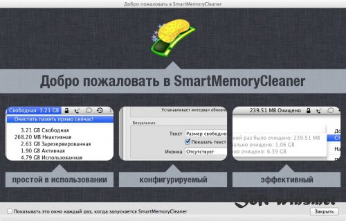 SmartMemoryCleaner 1.1