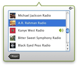 PandaBar Pandora Radio Player 1.3.0