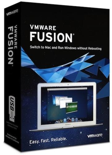 VMware Fusion 5.0.3