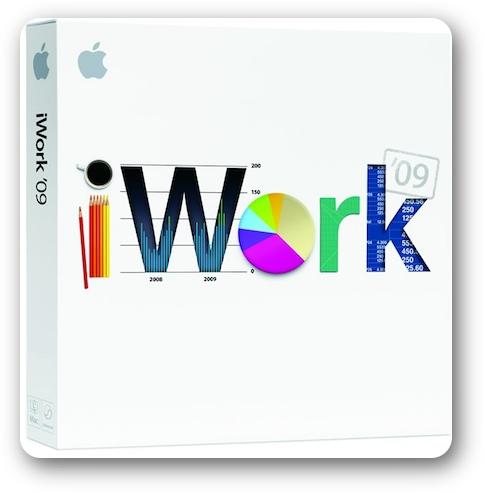 Как работать в iWork 09