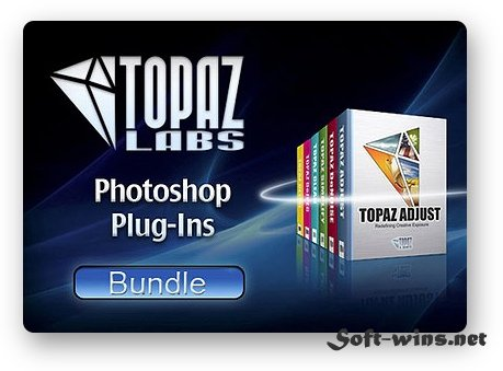 Topaz Photoshop Plug-in Bundle May 2013