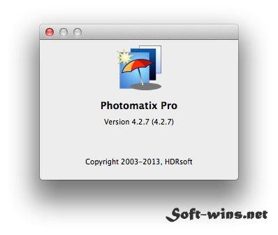 Photomatix Pro 4.2.7