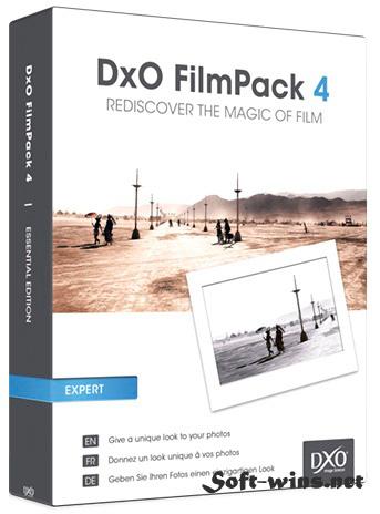 DxO FilmPack 4