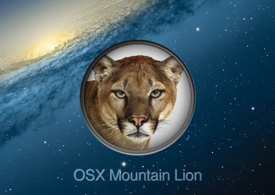 Mac OS X 10.8.5 Mountain Lion