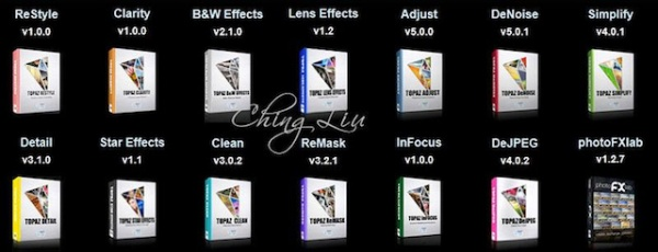 Topaz Photoshop Plug-in