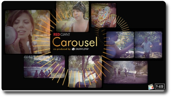 Red Giant Carousel 1.0