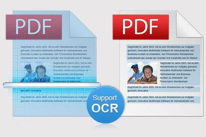 Функция OCR