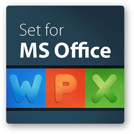 Set for MS Office 1.2