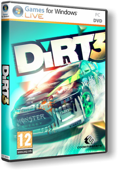 Dirt 3: Complete Edition (2012/Repack)