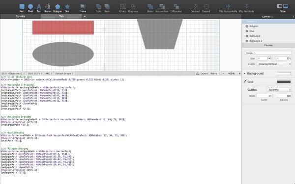 PaintCode 2.4.2