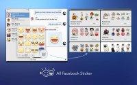 Astro 1.137 - Facebook мессенджер для Mac