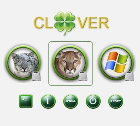 Clover EFI bootloader v2.4 r4003