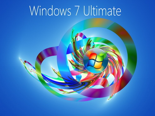 Windows 7 Ultimate SP1 Final by Loginvovchyk (март 2015)