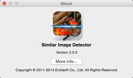 Similar Image Detector 2.0.0 - поиск похожих фотографий