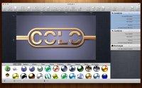 Logoist 1.2.5 - создаем баннеры, логотипы, иконки