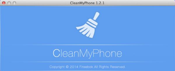 CleanMyPhone 1.2.1