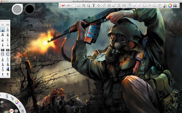 Autodesk® SketchBook® Pro 6.2.6