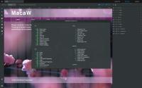 Macaw 1.6 - инструмент для веб-дизайна и разработки