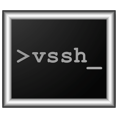 vSSH 1.11.1 - SSH/Telnet клиент с поддержкой iCloud