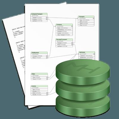 SQLEditor 2.8.4 - визуальный редактор для SQL