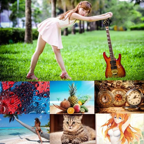New Mixed HD Wallpapers Pack 191