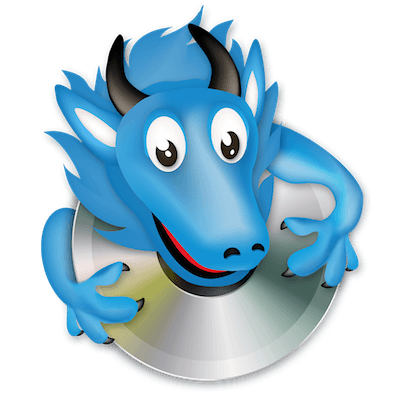 NTI Dragon Burn 4.5.0.39 - программа для записи CD/DVD для Mac OS