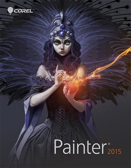 Corel Painter 2015 SP1 (14.1.0.1105) for Mac