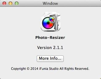 Photo-Resizer 2.1.1