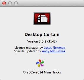 Desktop Curtain 3.0.2