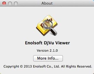 DjVu Viewer 2.1.0