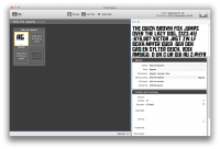 TransType 4.0.1 - конверторов шрифтов для Mac