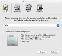 DiskWarrior 4.4 + Bootable DVD