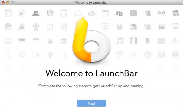 LaunchBar 6.7.1 - функциональная замена Spotlight на Mac
