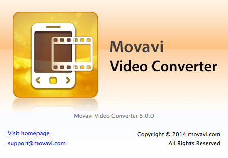 Movavi Video Converter 5.0