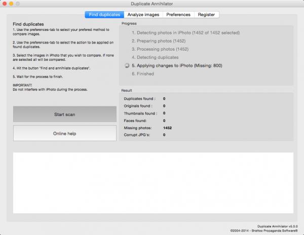Duplicate Annihilator 5.6.0