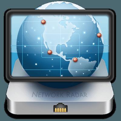 Network Radar 2.1.2 - управление и настройка сетевых устройств