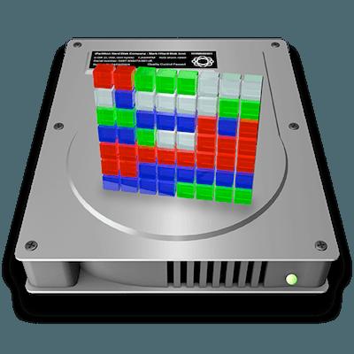iDefrag 2.2.8 - дефрагментация HDD