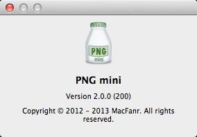 PNG mini 2.0.0 - оптимизация PNG изображений