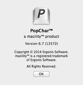 PopChar 6.7