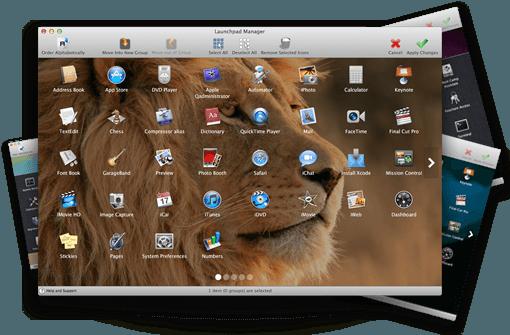 Launchpad Manager Yosemite Pro 1.0.7