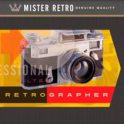 Mister Retro Retrographer 1.0.1