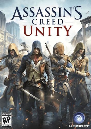 Assassin's Creed: Unity (2014/Portable)