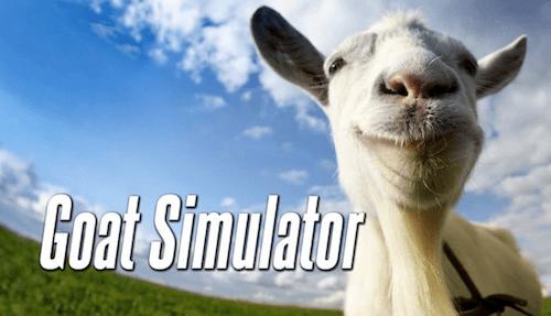 Goat Simulator + Goat MMO Simulator (2014)
