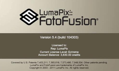 FotoFusion 5.4
